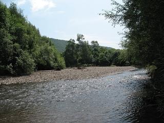 Подъемы рек, вызванные тайфуном