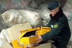 Уссурийские пограничники на границе с Китаем задержали 6 тонн ширпотреба