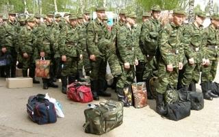 Около 2 тысяч призывников поставят в строй в Приморье