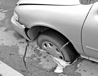 Плохие дороги становятся причиной каждого пятого ДТП в Приморье