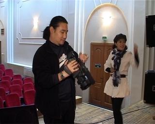 Уссурийских певцов услышат в Китае и Корее