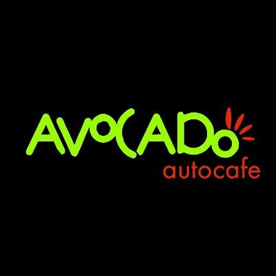 Авокадо, автокафе